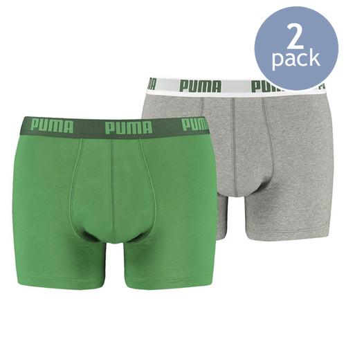 neue Produkte für doppelter gutschein gute Qualität Puma boxershorts amazon green